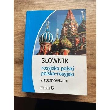 Słownik polsko - rosyjski