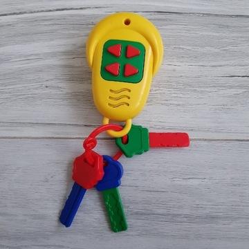 Pilot do samochodu kluczyki zabawka
