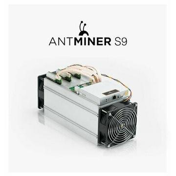 Antminer S9 + Zasilacz DELL 2100w stan idealny