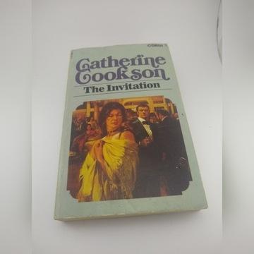 The Invitation Catherine Cookson książka po ang