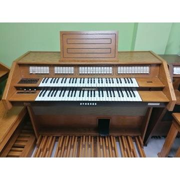 Organy kościelne analogowe Johannus Mansonic