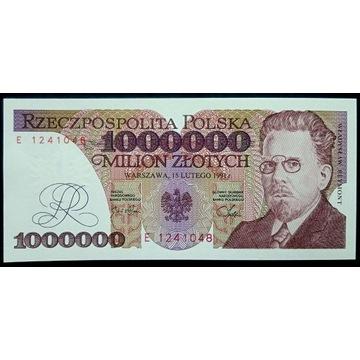 1000000 zł - 1991 - E - st.1 UNC