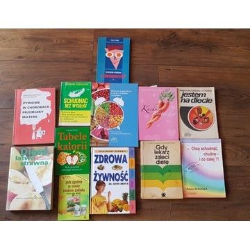 12 książek o żywieniu i dietach
