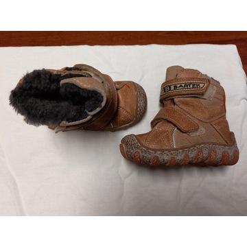 2 pary butów Bartek kozaki i trzewiki, kalosze