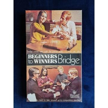 Gra Karciana Beginners to Winners Bridge (1972r.)