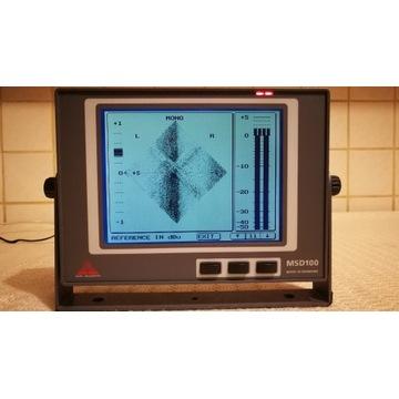 Dk audio Dkaudio msd-100 goniometr audio stereo