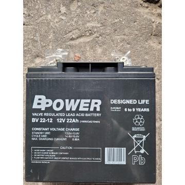 Akumulator BPower 22Ah 12V