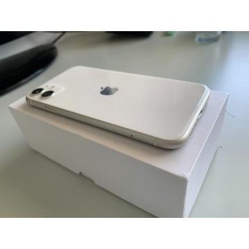 Smartfon Apple iPhone 11 4 GB / 128 GB biały