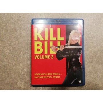 Kill Bill vol.2 Blu-ray PL
