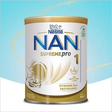 Mleko NAN SUPREME PRO 1, 800g
