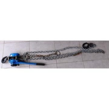 Wciągnik ręczny łańcuchowy z dźwignią 1,5 T