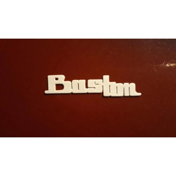 Logotyp, logo Defil Baston