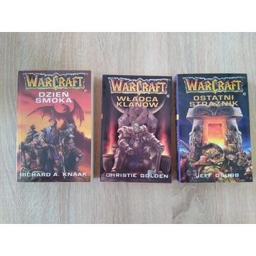 Warcraft Dzień Smoka Władca Klanów Ostatni Strażni