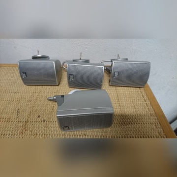 GŁOŚNIKI kolumny monitorki JBL 138 SAT