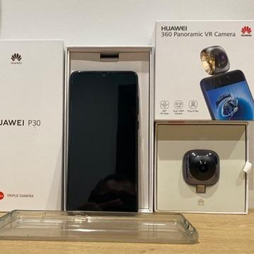 Smartfon Huawei P30 + Huawei 360 Camera 128 GB