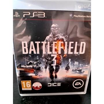 Gra na PS3 Playstation 3 Battlefield 3 BOX PL