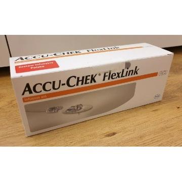 Wkłucia Accu check FlexLink 60/6