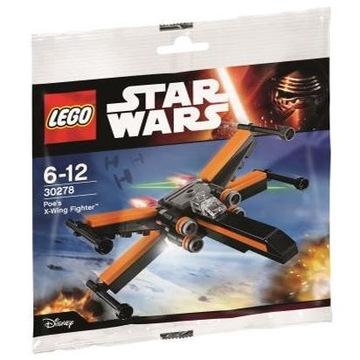 LEGO 30278 Star Wars - Poe's X-Wing Fighter NOWE