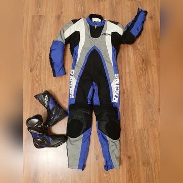 Odzież na motor - Kombinezon,buty,spodnie,kurtka
