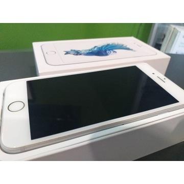 iPhone 6S 16GB Silver - komplet z pudełkiem