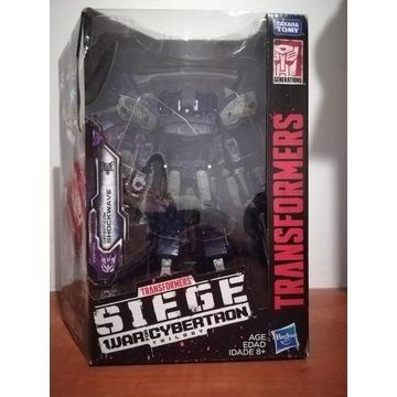 Transformers War for Cybertron Siege Shockwave