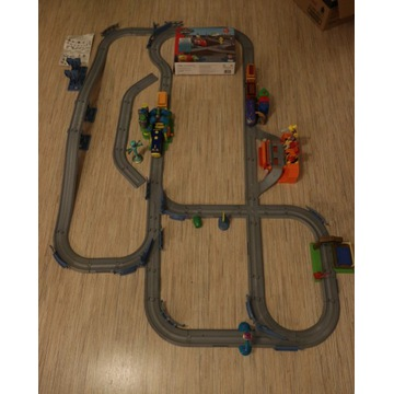 Stacyjkowo Motorised Chuggington Hektor Bruno tor