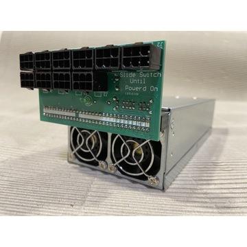 ZASILACZ HP DPS-800GB A 800/1000W KOPARKA ETH GPU