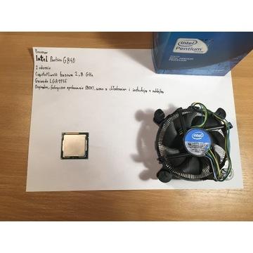 Procesor Intel Pentium G840 [BOX] LGA1155