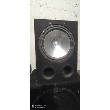 Tuba basowa MAC AUDIO.112R. 1000W