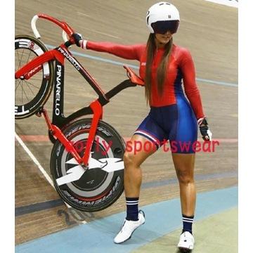 Zestaw triathlonowy damski rozm M na rower