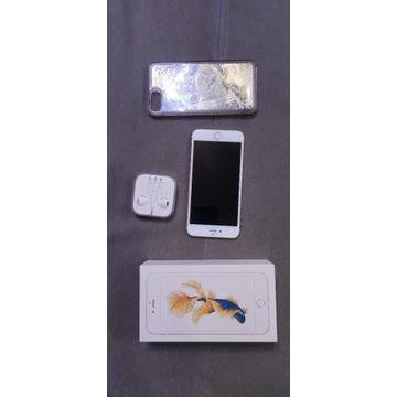 iPhone 6S plus gold 128gb stan bardzo dobry.