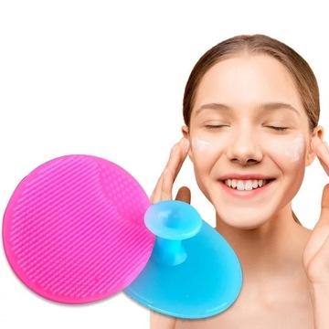 Donegal płatek silikonowy do mycia i masażu twarzy