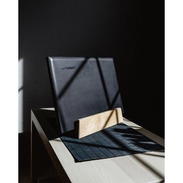 Podstawka drewniana brzozowa pod laptopa stojak