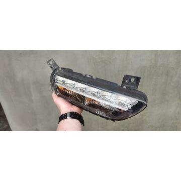 Porsche Panamera 970 DRL LED lewy 970631081