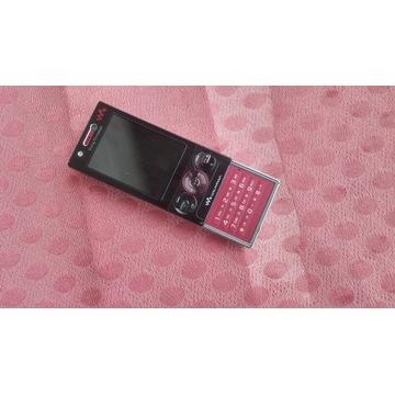 Sony Ericsson W15/W705 stan kolekcjonerski.!