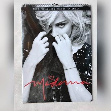 Madonna kalendarz oficjalny
