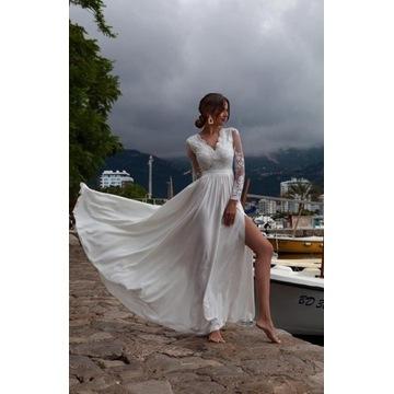 Sukienka do ślubu Nowa 40 Marietta Kulunove