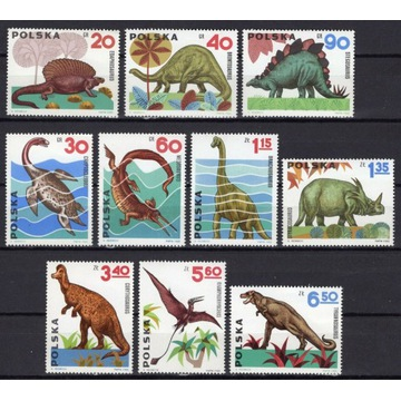 Dinozaury 1421 -1430** 1965 rok