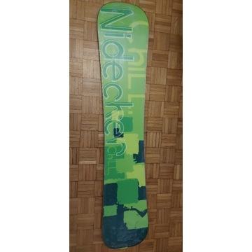 Deska snowboardowa Nidecker Chill 165 cm