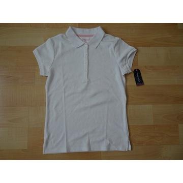 Koszulka NAUTICA biała, 12-14 lat ,rozmiar 152/164