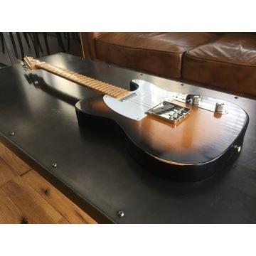 Fender Road Worn 50s Telecaster 2-tone sunburst