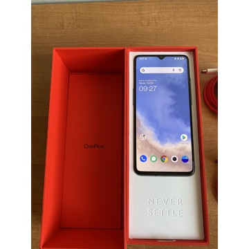 OnePlus 7T 8/128GB Dual SIM Frosted Silver