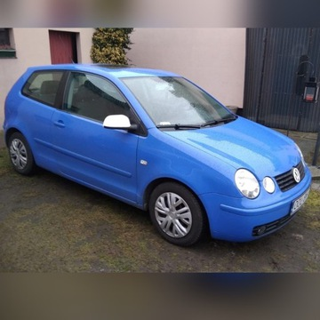 volkswagen polo IV 9n 2002r