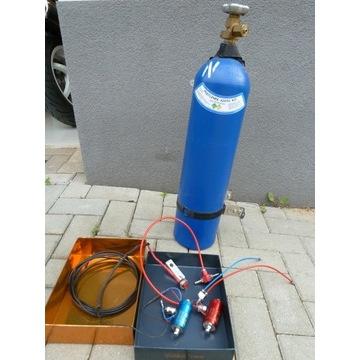 Podtlenek azotu Highpower Wizard Nos nitro N2O