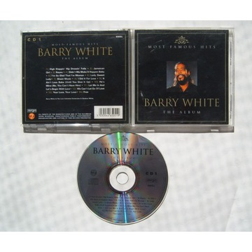 BARRY WHITE - most famous hits (cd1)