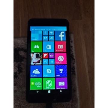 Microsoft lumia 640xl stan bdb