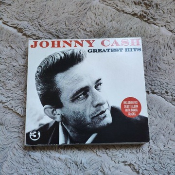 Johnny Cash greatest hits 3cd