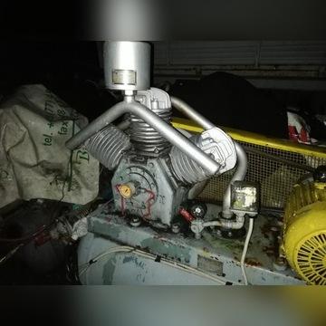 Agregat sprężarkowy WAN AW 500 l