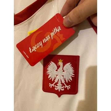 Oficjalna Koszulka Reprezentacji Polski PZPN [M]