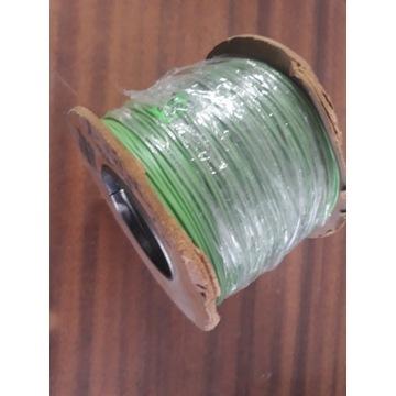 Przewód LGY 1x0,35mm2 - 250 m - zielony